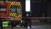 France: Police hunt suspects after shots fired during raid in Saint-Denis, Paris