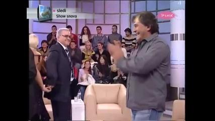 Vesna Zmijanac - Mana - Nedeljno Popodne Lee Kis - (TV Pink 2011)