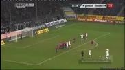 Немска Бундеслига. Moenchengladbach - Schalke 04 (3-0)
