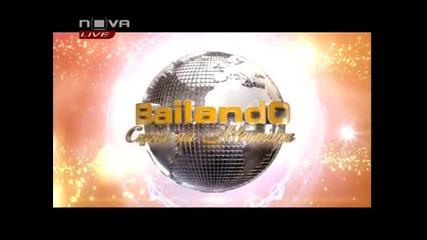Христо Калоферов и Росица Караджова - Байландо - кадри от подготовката
