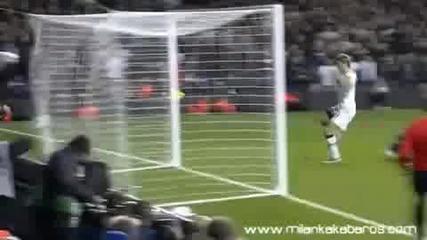 Gareth Bale Vs Inter Milan 02.11.2010