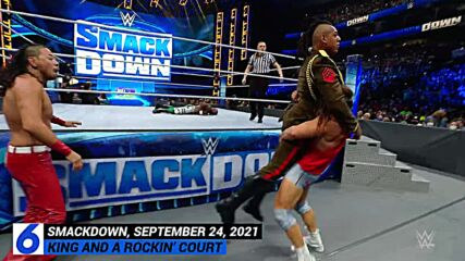 Top 10 Friday Night SmackDown moments: WWE Top 10, Sept. 24, 2021