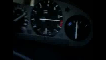 Ферари F430 Vs Bmw E36 На Магистрала Тракия