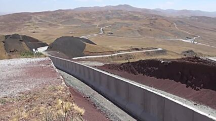 Turkey: Govt speeds up work on Iran border wall amid Afghan migrant influx