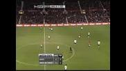 Fabio Da Silva в мача срещу Tottenham
