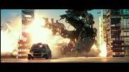 2o14! Трансформърс:eра на изтребление / Тransformers: Age of extinction (official trailer )