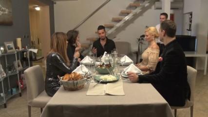 Джино Бианкалана посреща гости в ''Черешката на тортата'' (14.02.2020)