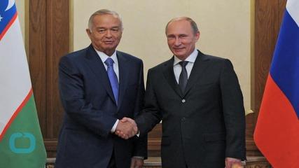 Veteran Uzbek Leader Re-elected in Vote OSCE Brands Undemocratic