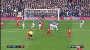 (2013) Ливърпул - Евертън (3-3) Suarez - Goal