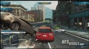 Need For Speed Rivals Gameplay E3 2013 Incoming Xbox One, Ps4