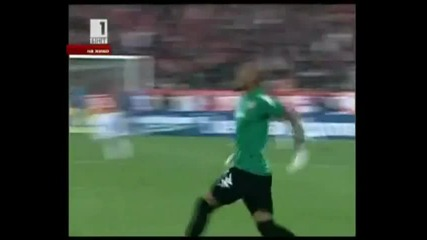 Ianis Zicu goal @ Cska Sofia - Fc Levski 1_0 28.10.2011