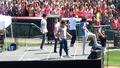 Секси движения на One Direction - Up All Night на Dr Pepper Ballpark в Далас