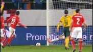 15.11.14 Швейцария - Литва 4:0 *квалификация за Европейско първенство 2016*