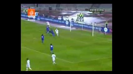 Андора - Англия 0 - 3