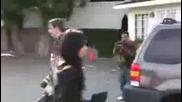 Vanessa Hudgens At Diesel store on Melrose - 29 януари