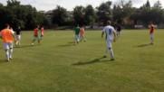Тренировъчно занимание на ФК Ботев Ихтиман