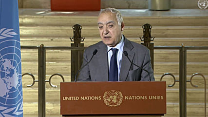 Switzerland: UN's Salame warns of possible regional war on Libyan territory