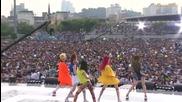 130727 F(x) - Rum Pum Pum Pum @ Music Core Ulsan Summer Festival