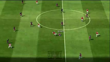 Fifa 11 - Online Goals Compilation