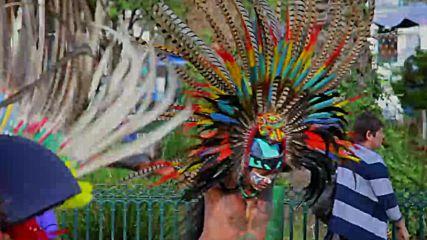 Конкестадорите донасят вярванията си в Мексико (
