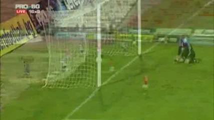 Цска - Сливен 1:0 Трудна, но заслужена победа за Армейците