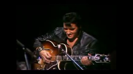 Elvis Baby What You Want Me To Do