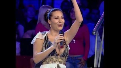 Ceca - Lepi grome moj - (Zvezde Granda 2008_2009) - (Tv Pink 2009)