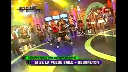 30.03.2010 Reality Show In Chile Yingo с участието на Evailo - Част 2