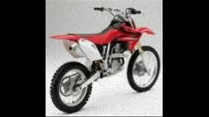 Honda Cr 150r