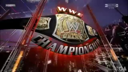 Wwe Extreme Rules 2011 Highlights