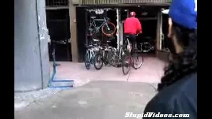 Смях! Подобрение на колело!
