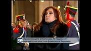 Кристина Киршнер: Няма да остана президент завинаги
