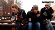 Тези луди руснаци не ги слушат главите – Много Смях!