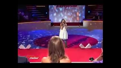 Caroline Costa Hurt by Christina Aguilera