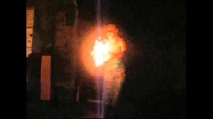 Яна -  Fire Poi