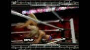 Beth Phoenix vs Kelly Kelly [ Wwe Raw, 21.5.12 ]