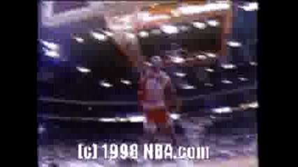 Nba - Michael Jordan - Above