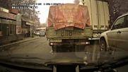 Нагъл крадец извади най-лошия късмет на улица в Русия