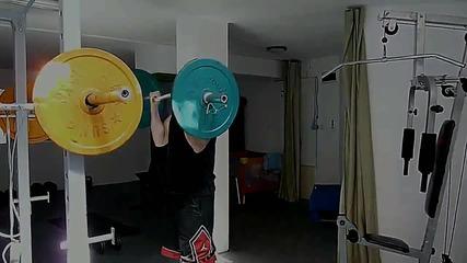 Трениране - Ръце и корем - Fit Camp