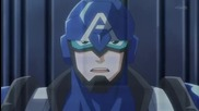 Marvel Disk Wars: The Avengers - 12 / Eng Subs