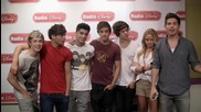 Превод: One Direction в Интервю за Radio Disney