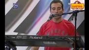 Aco Pejovic - Live - - Nisam Te Se Nagledao