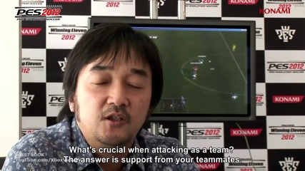 Pes 2012 - First Official Announcement Treiler