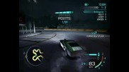 Need For Speed Carbon tuning shelby Gt 500