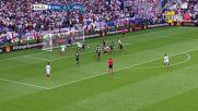 Англия 2 - 1 Уелс ( 16/06/2016 ) ( Евро 2016 )