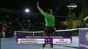 Тенис - Серина победи Шарапова 6-1, 6-3 на турнира в Станфорд