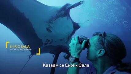 Енрик Сала - изследовател | Планетата Възможна | National Geographic Bulgaria
