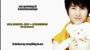 Kim Hyung Jun - Indecisive Eng Sub + Lyrics