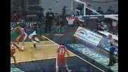 Top 10 Dunks Over Player
