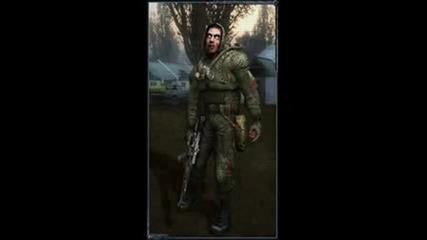 Zombie Rapper !fun!